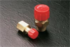 Threaded Plastic Caps for Flared JIC Fittings -- CD-4 - Image