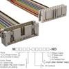 Rectangular Cable Assemblies -- M3CKK-2020K-ND -Image