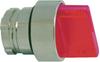 22mm LED Illuminated Metal Selector Switch Operators -- 2ASL3LB-2-110