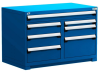R Stationary Cabinet (Multi-Drawers), 7 drawers (48