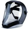 Uvex S8510 Clear Polycarbonate General Purpose Face Shield & Headgear Set - 603390-115110 -- 603390-115110