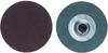 Merit fx AO Medium TS (Type II) Quick-Change Cloth Disc -- 08834168498 -Image