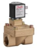 Servo-operated 2/2-way Solenoid Valves EV220A Series