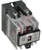Relay, AC Control, 2 Pole 10A 600VAC, Coil 120VAC, Panel,Screw Clamp, Type: X -- 70060133