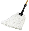 "RENOWN HEAVY DUTY RAYON CUT-END WET MOP 12 OUNCE 5"" -- REN02239 -- View Larger Image"