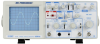 30 MHz Dual Trace Analog Oscilloscope With Probes -- Model 2120C