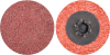 Merit AO Coarse Grit TP (Type I) Quick-Change Fiber Disc -- 69957399762 - Image