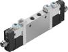 Air solenoid valve -- VUVG-L10-P53U-T-M7-1R8L -Image
