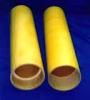 LAMITEX® Round Tube - Molded Grade -- Canvas Phenolic