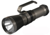 HID Flashlight - Dual Mode - 7000' Beam - 4700 Lumen - 35/50 Watt HID - Handheld or Mounted -- HIDH-3550