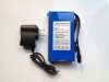 12V 9800mAh Rechargeable Li-ion Battery pack, PCM/Wire/Connector