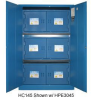 ACID & CORROSIVE STORAGE CABINETS -- HC345