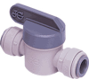 Food Grade Acetal Shut-Off Valves -- 58358