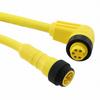 Circular Cable Assemblies -- LR05KW115YL400-ND -Image
