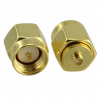 Coaxial Connectors (RF) - Adapters -- ADP-UFLM-SMAM-ND -Image