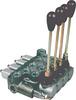 BM40 4-Spool Directional Control Valve -- 1249754 - Image