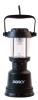 Camping Lanterns -- 41-3102 Single Globe LED lantern - Image