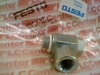 CONTROL VALVE L-SHAPE G1/8 ISO FEMALE THREAD -- GRLA18B