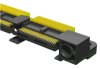 Q2® Rugged/High Speed Interconnects Right Angle Socket Strip -- QFS-RA Series - Image