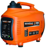 Generac iX800 - 800 Watt Portable Inverter Generator -- Model 5791