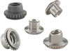 Miniature Self-Clinching Fasteners - Types U, UL, FE, FEO, FEOX, FEX - Unified -- U-080-0