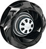Centrifugal Fans with Backward Curved Blades -- R3G190-RB01-01 -Image