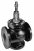 2-Way ANSI 125 Flanged Globe Valve -- G6 Series