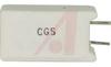 Resistor;Wirewound;Res 0.22 Ohms;Pwr-Rtg 5 W;Tol 5%;Radial;Ceramic Core -- 70063932