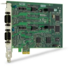 NI PCIe-8433/2, 2 Port, Isolated RS485/RS232 Serial Interface -- 781745-01