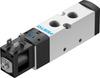 Air solenoid valve -- VUVS-LK25-M52-AD-G14-1B2-S -Image