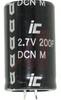 CAPACITOR; SUPER CAP; 200 FARAD 2.7VDC 20% -- 70112419