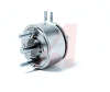 Solenoid; Rotary Solenoid Type; 24 AWG Coil Wire Size; 500; 13 VDC; 32 W -- 70162395