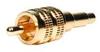 Premium True 75 Ohm RCA Plug, 26 awg Mini coax -- RCA-75RGB