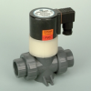 PVC and CPVC Solenoid Valves -- 19083 -- View Larger Image