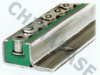 Chain Guides with Metallic Profile for Single Roller Chains -- Type CKGV -Image