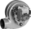 Gas Blowers for Conventional Heating -- RLG97/4200-3025LH -Image