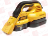 STANLEY BLACK & DECKER DC515K ( 18V 1/2 GAL CORDLESS VACUUM KIT ) -- View Larger Image