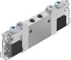 Air solenoid valve -- VUVG-LK10-T32C-AT-M7-1H2L-S -Image