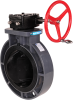 Manual Butterfly Valves -- BYB Series - Image