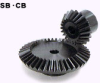 100mm PD Bevel Gears -- SB2.5-4020 - Image