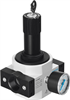 LRS-1/2-D-7-DI-MAXI Pressure regulator -- 194672