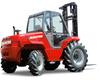 Rough Terrain Vertical Mast  Forklift, Manitou -- M Series - Image