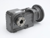 Right Angle, Helical Bevel Reducer, Washdown Duty -- Quantis