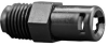 Fisnar 580057 Female Quick Connect Black x 0.25 in NPT Male -- 580057 -Image
