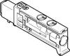 Air solenoid valve -- VUVB-ST12-M52-MZH-QX-D-1T1 -Image