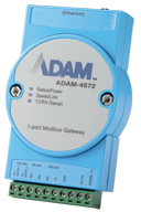 Modbus gateway serial interface image