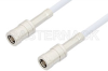 SMB Plug to SMB Plug Cable 36 Inch Length Using RG188-DS Coax -- PE3721-36 -Image