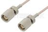 75 Ohm 1.6/5.6 Plug to 75 Ohm 1.6/5.6 Plug Cable 12 Inch Length Using 75 Ohm RG179 Coax -- PE36111-12 -Image