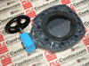 HAYWARD CPX16711GR ( BUTTERFLY VALVE LEVER OPERATED 6INCH PVC EPDM 316 ) -Image