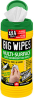 Big Wipes Multi-Surface Wipes 8 in x 12 in, Tub of 80 -- 6002 0003 -Image